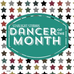 """Introducing """"Dancer of the Month""""!"""